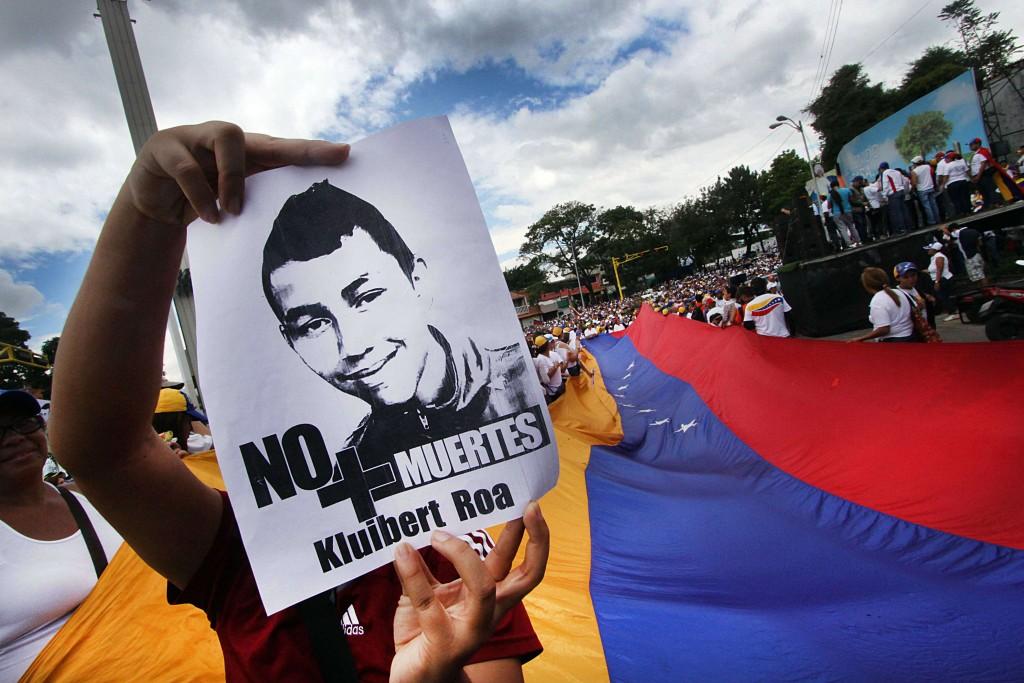 venezuela protesta san cristobal  afp-1