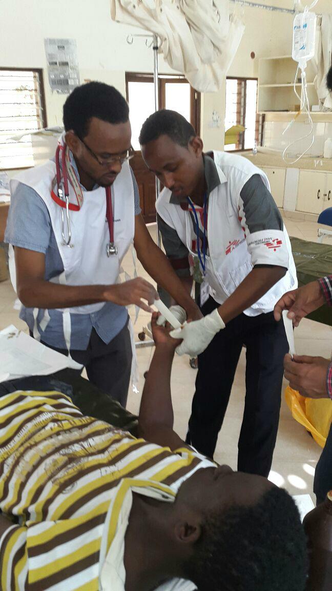 MSF en Garissa-1