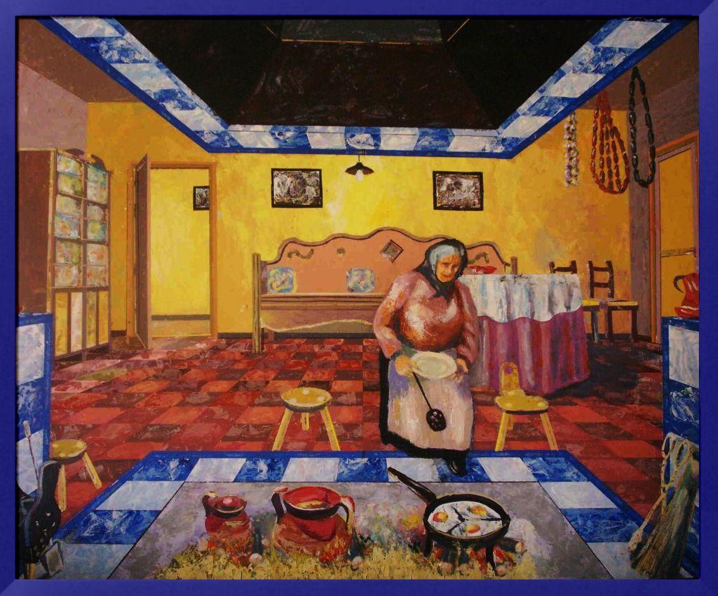 Fuente: http://www.artelista.com/obra/2833470261769124-lacocinadelaabuela.html