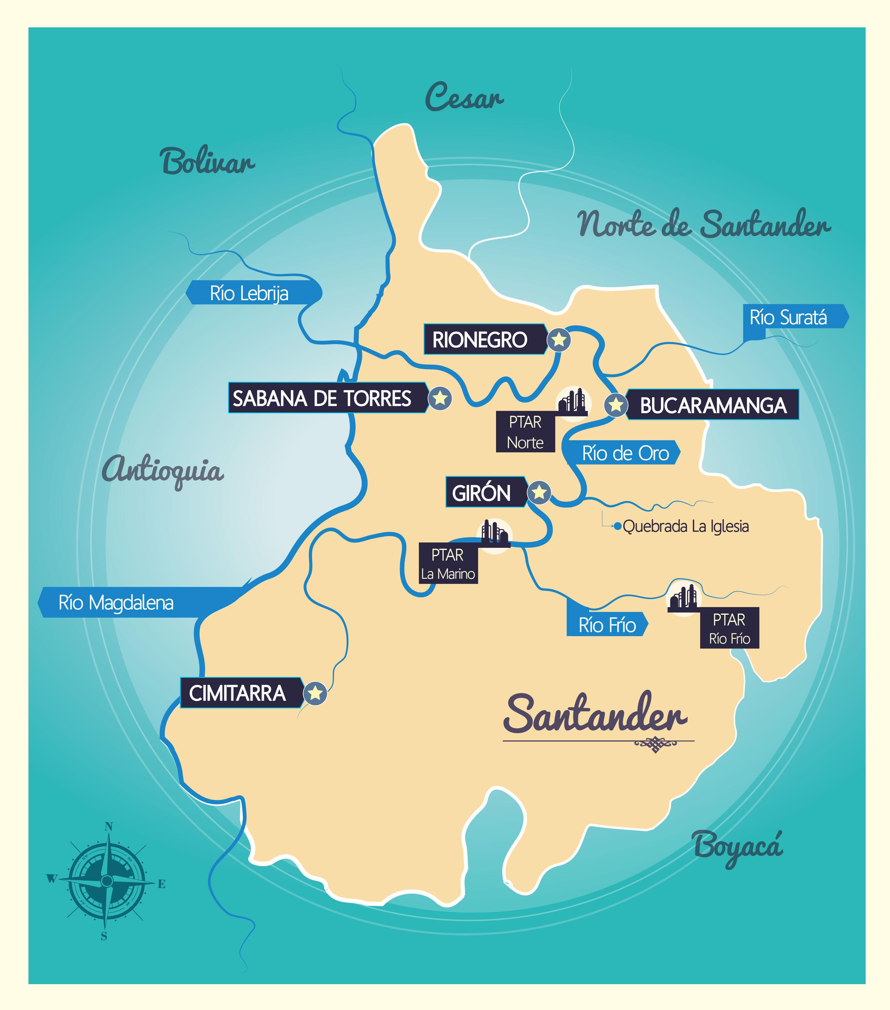 MapaSantanderRioOroTat