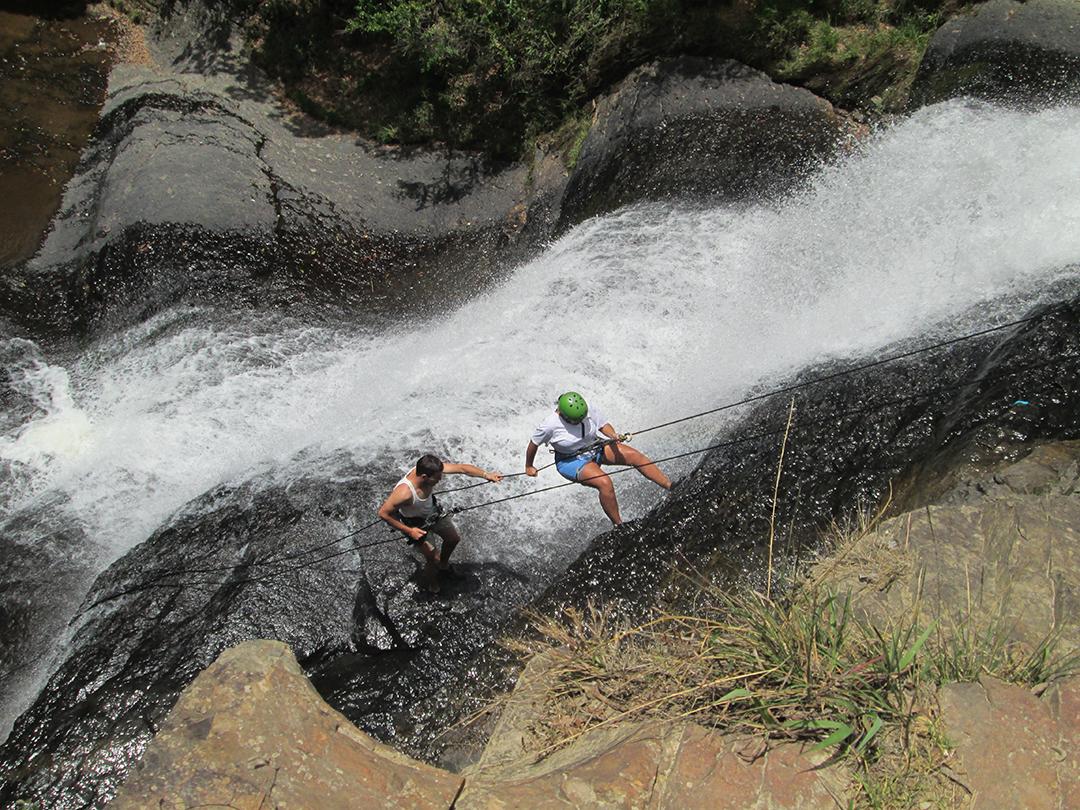 Río la Cebada - Cascadas la Periquera 2015 - Diana Mayor