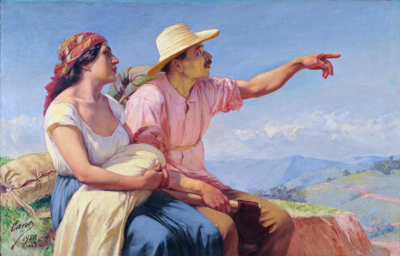 Horizontes 1913 de Franciscon Antonio Cano