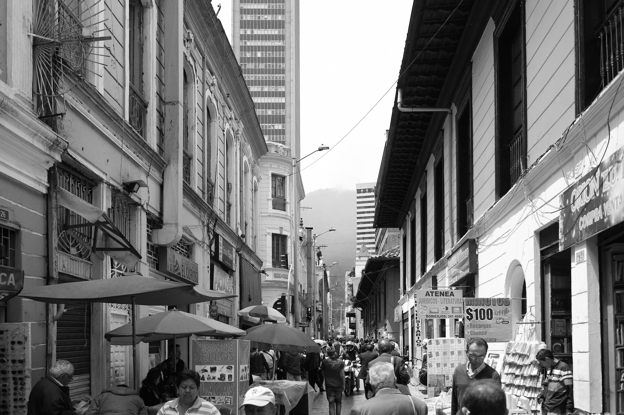 Calle torcida