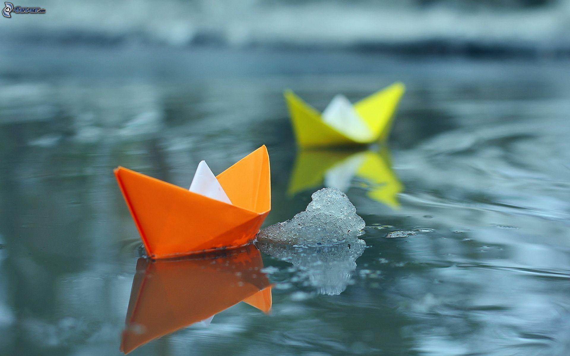 barche-di-carta,-acqua-158763