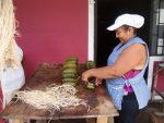Preparando hayacas en Arauca