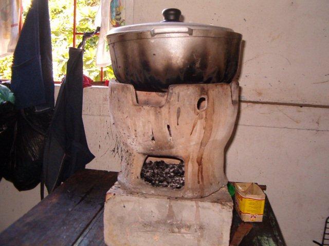 Cocina cubea en Inírida