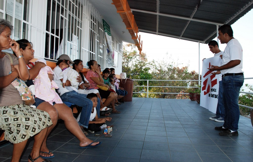 Acapulco. Psychological services and care for survivors of sexua