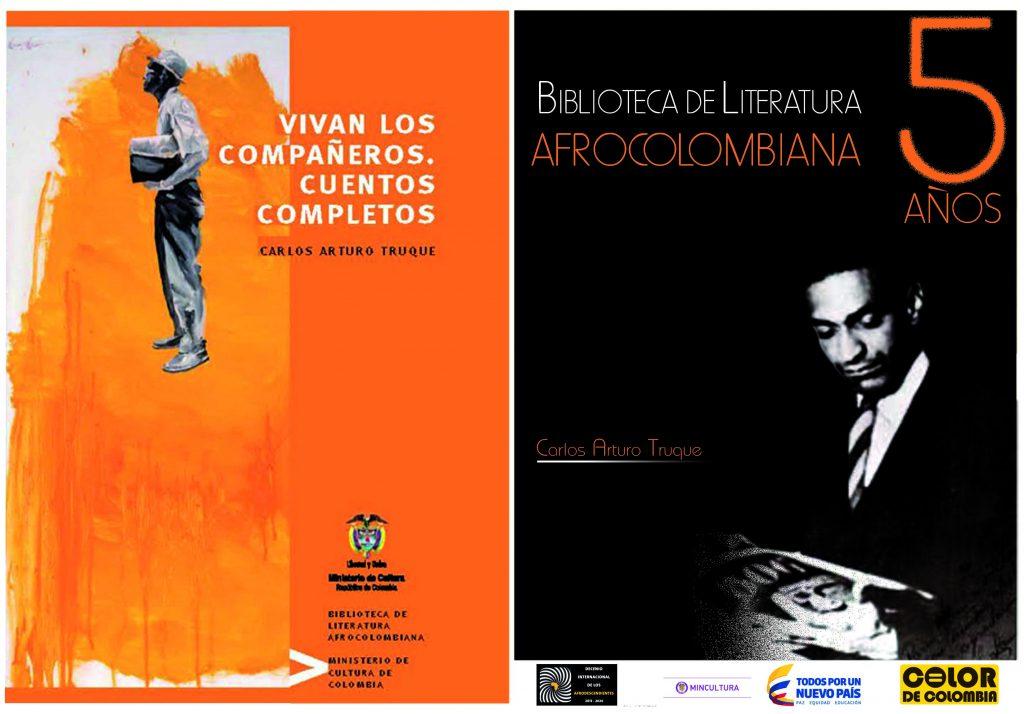 Perfil de Carlos Arturo Truque y Biblioteca