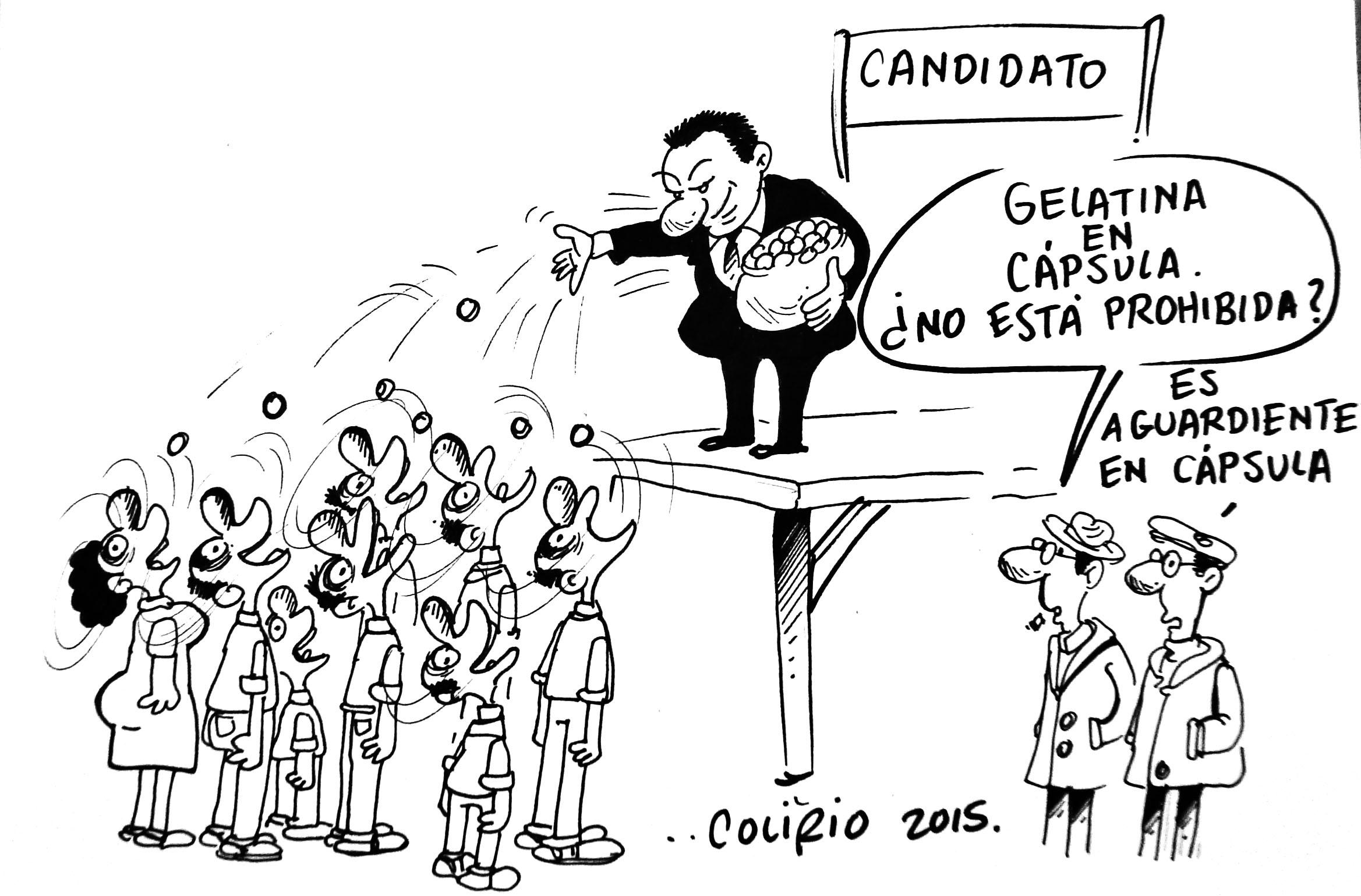 carica viermnes 10 julio 2015