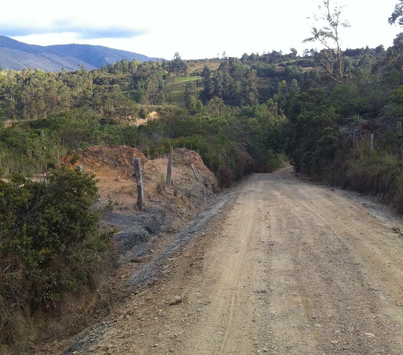 El camino antiguo hacia Villa de Leyva. Vereda Llano Blanco. Tierra de maravillas