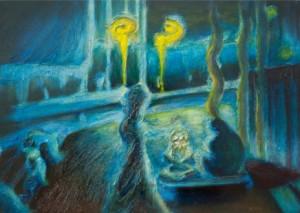 "Serie ""Pesares"", de  Francisco Echeverry Alzate"