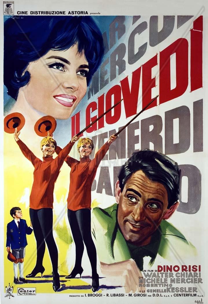 Il Giovedi El Jueves 1964
