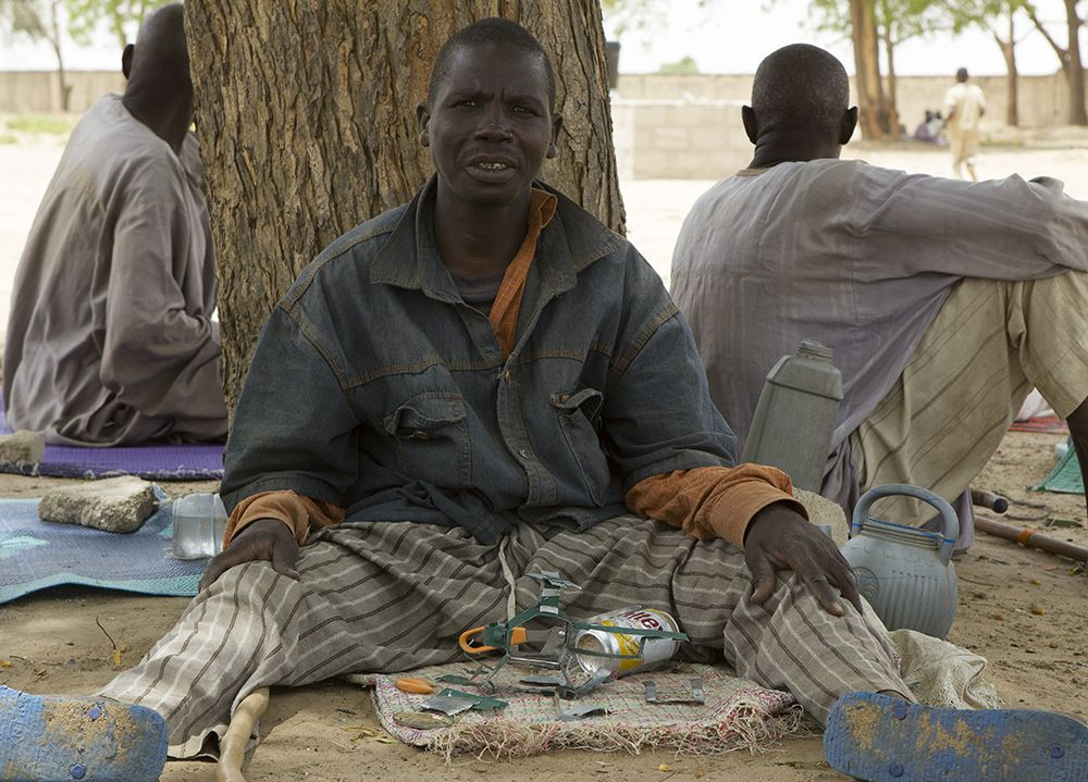 Violence and displacement in Borno State