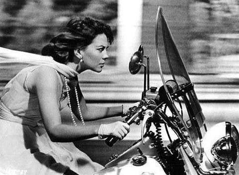 natalie wood moto