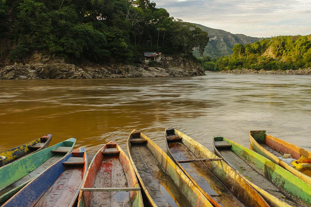 Foto 6. Diego Fernando Bohórquez. Rio de Colores