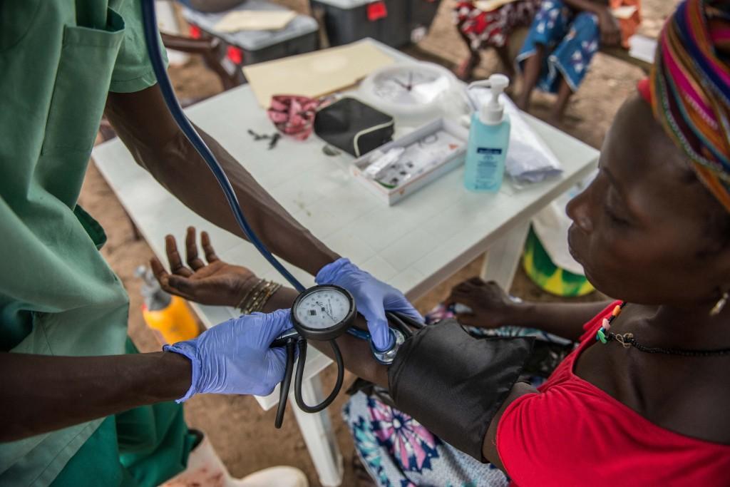 Ébola MSFFF-1