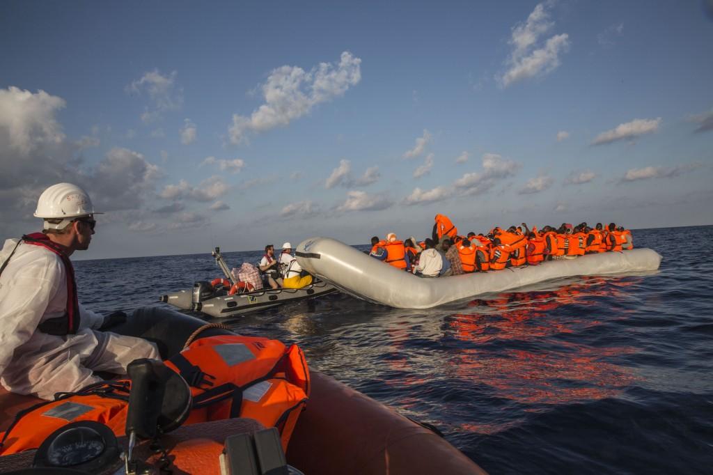 Dignity I Sea Rescue 02 Sept