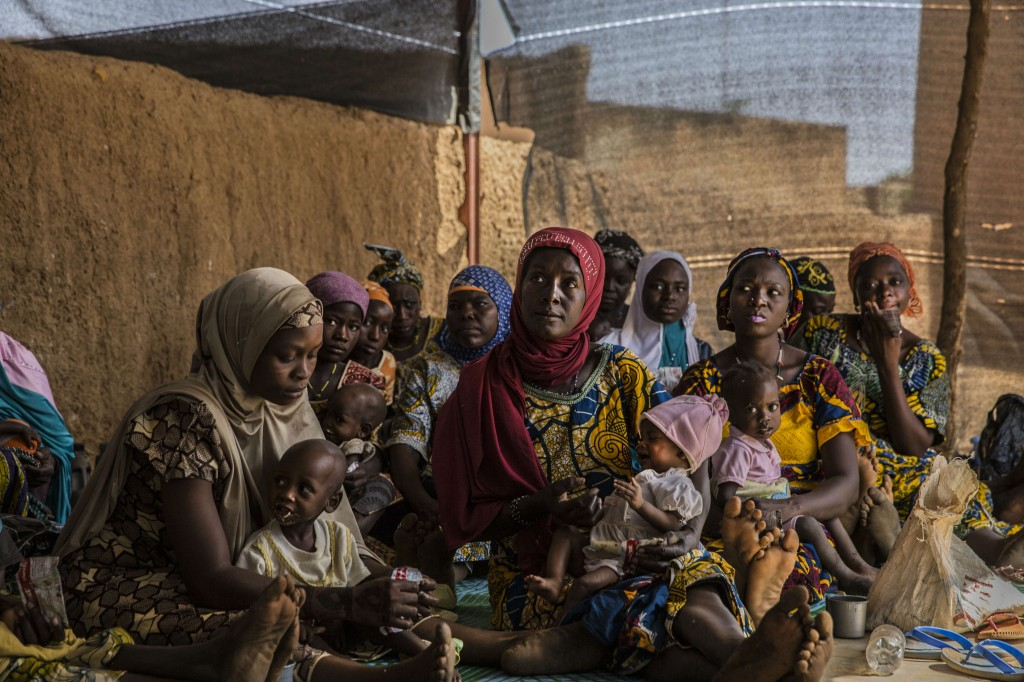 Niger in Tama-1