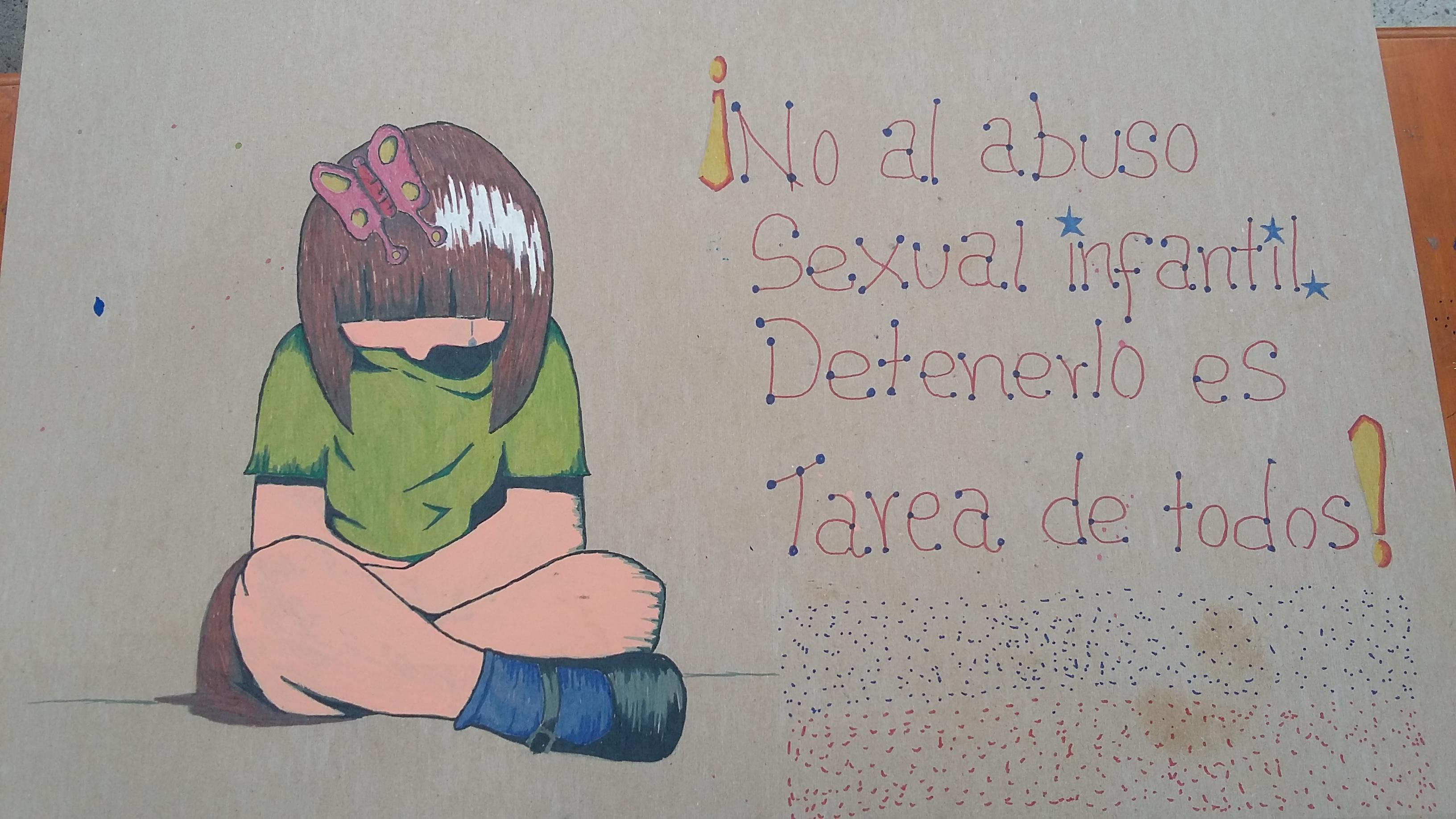 DibujoViolenciaSexual