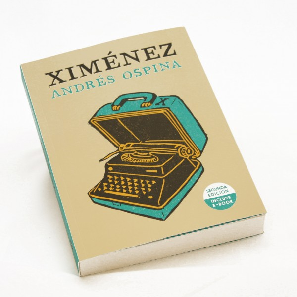 Libro Ximénez de Andrés Ospina