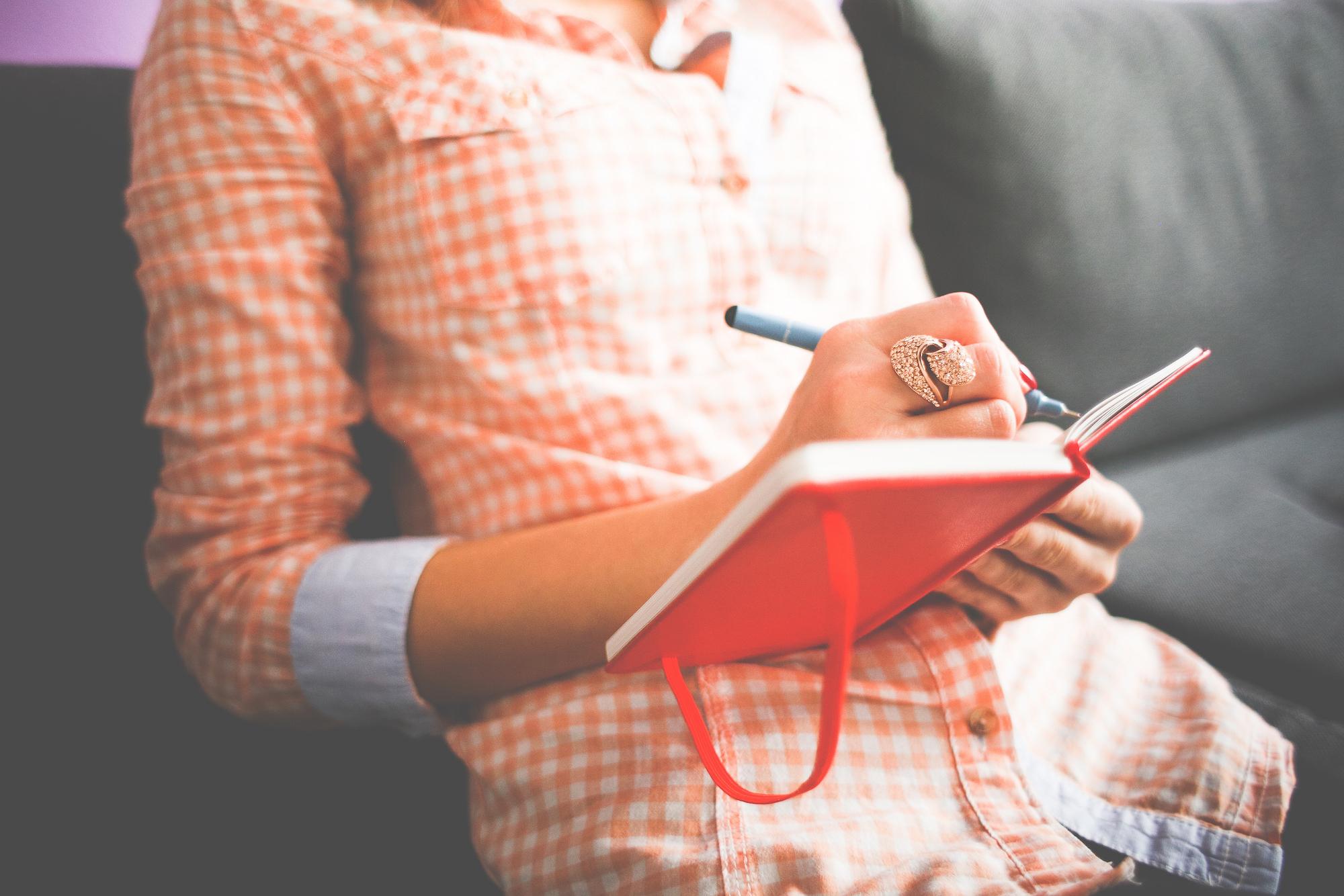 Tres motivos por los que deberías escribir todos los días