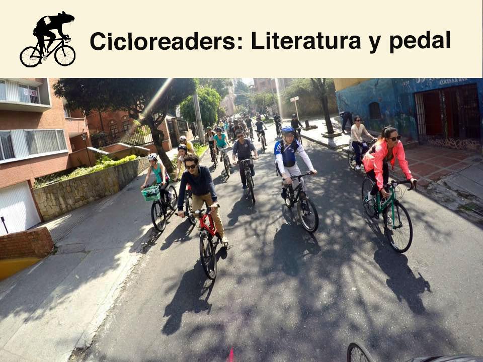 Cicloreaders: Colectivo de literatura en bicicleta