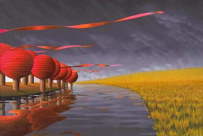 Patricia Van Lubeck - Tutt'Art@ -  Dreamscapes