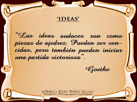 Reflexión 120_Ideas_Goethe