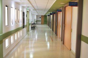 sala corredor urg