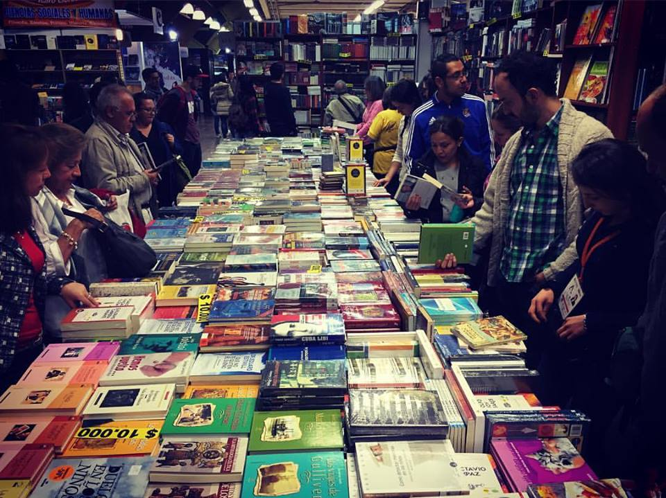 Feria del libro: entre el dolor y el placer