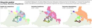 Fuente: Unidad de Restitución de Tierras en El Heraldo, 2015.