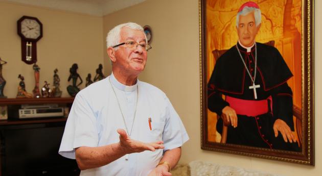 Monseñor Héctor Epalza