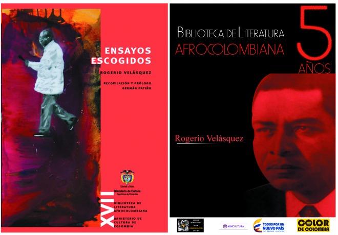 ROGERIO VELASQUEZ 5 años Biblioteca de Literatura Afro