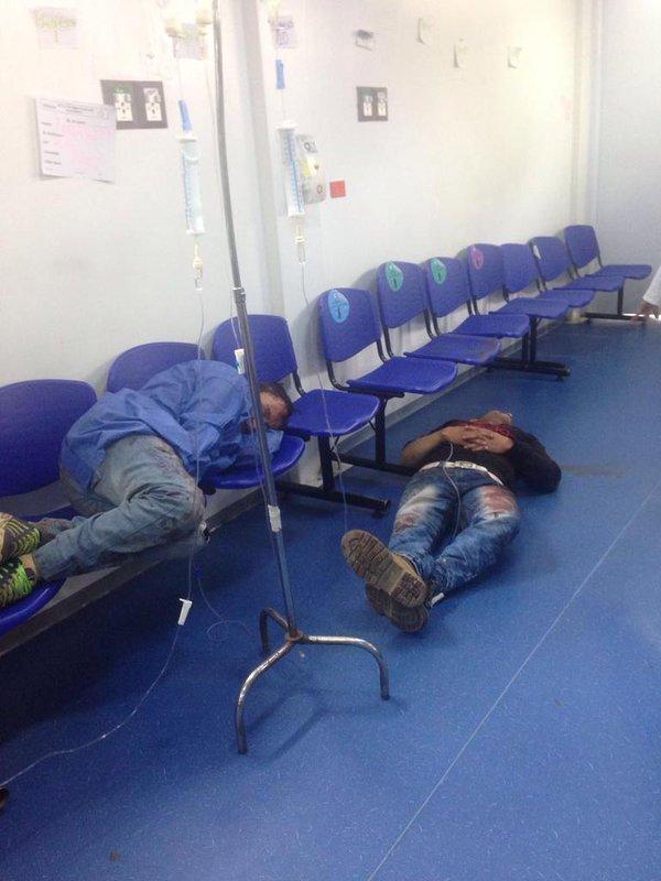 urgencias hospital kennedy
