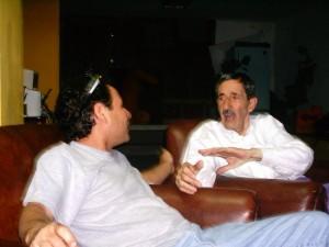 Duni y Juan Orrego