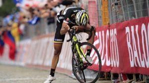 """Pantano """"País"""" tercero en una de las etapas más sufridas del Giro d' Italia"""