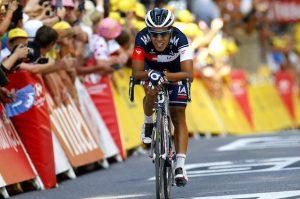 Primer Tour de Francia para el caleño, donde demostró todo lo que tiene.