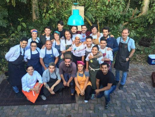 Los 11 Colombia: el colectivo de exitosos cocineros quienes desde la camaradería están revolucionando la cocina colombiana.