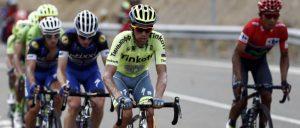 Nairo y Contador atacan en los primeros kilómetros de la fracción.