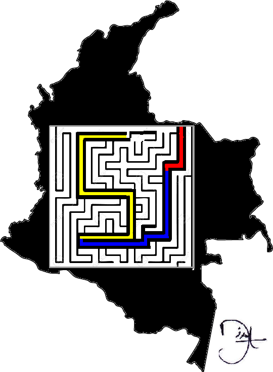Colombia saliendo del laberinto