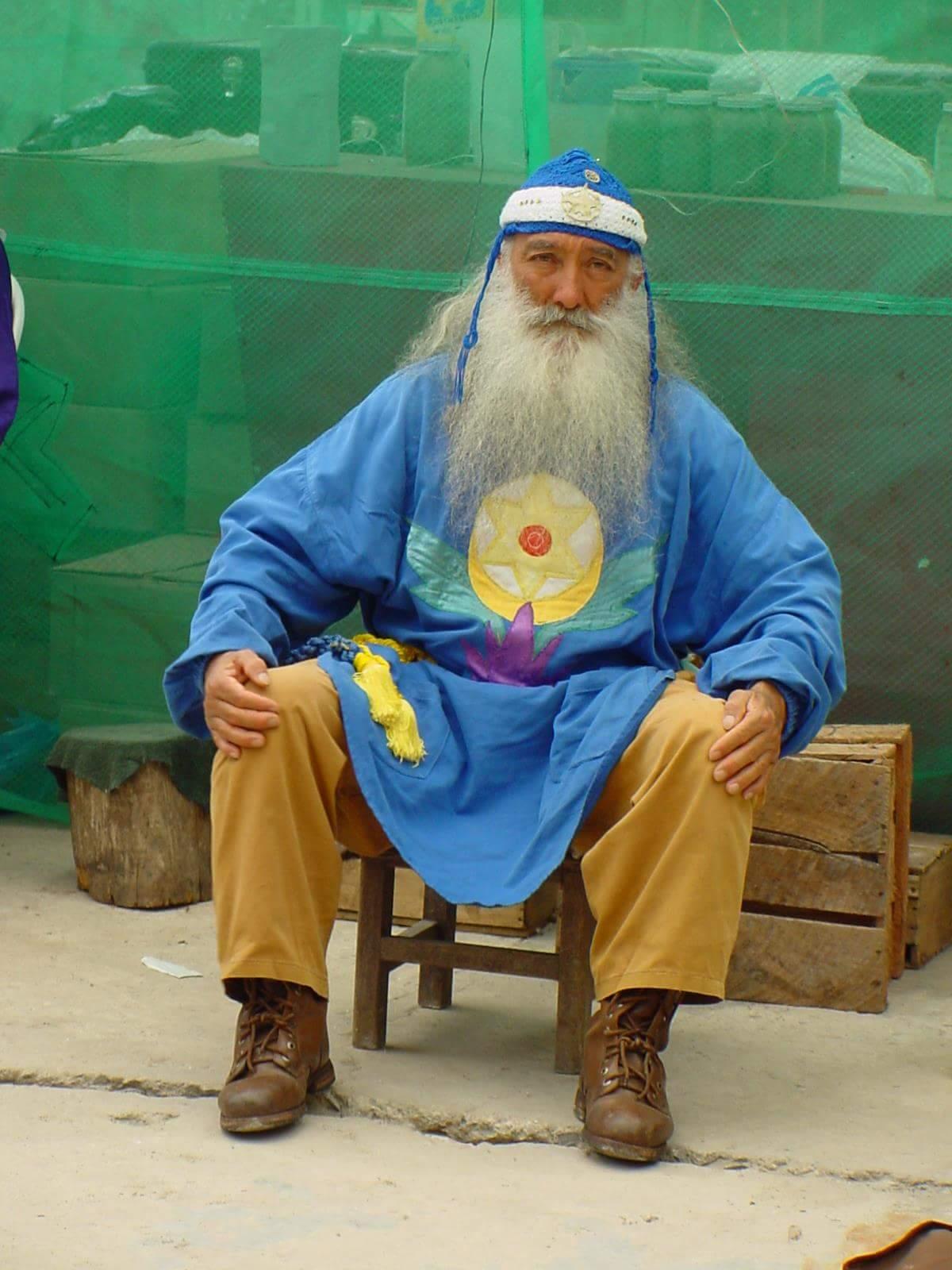 Luis Gustavo Morales Sierra, 'Kelium Zeus Induseus' líder de los Taos
