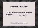 Reflexión 161_Prensa y Nacion_Arthur Miller
