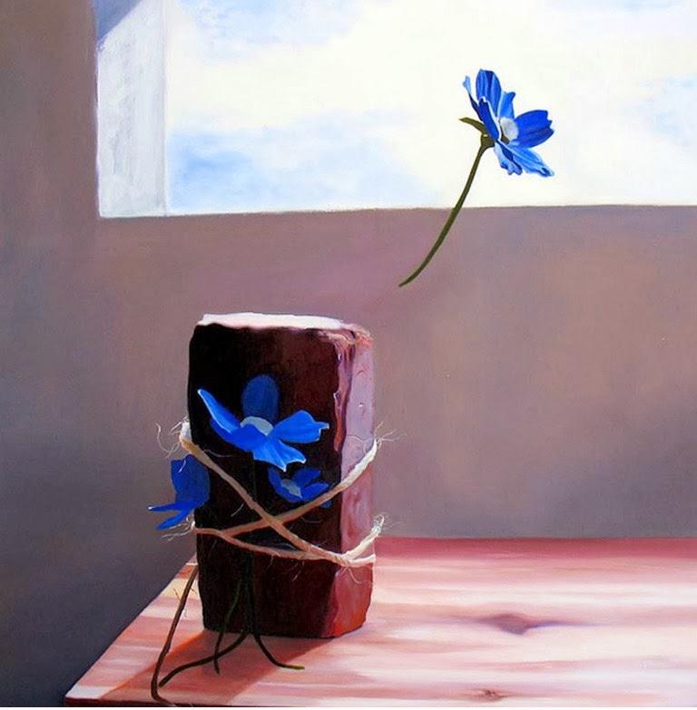 bodegones-pinturas-surrealistas-con-flores