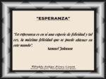 Reflexión 165_Esperanza_Samuel Johnson