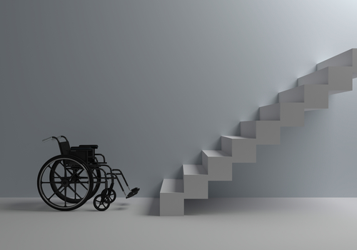 Problems of people with disabilities