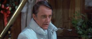 Robert Vaughn como Ross Webster.
