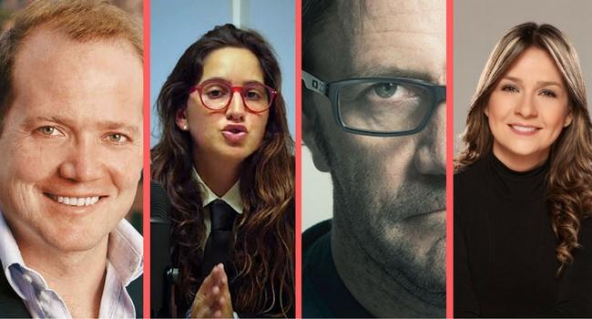 4 YouTubers de política más famosos en Colombia