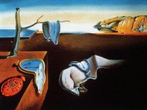La persistencia de la memoria. Salvador Dalí (1931)
