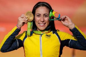 Su segunda medalla olímpica, JJOO Río 2016