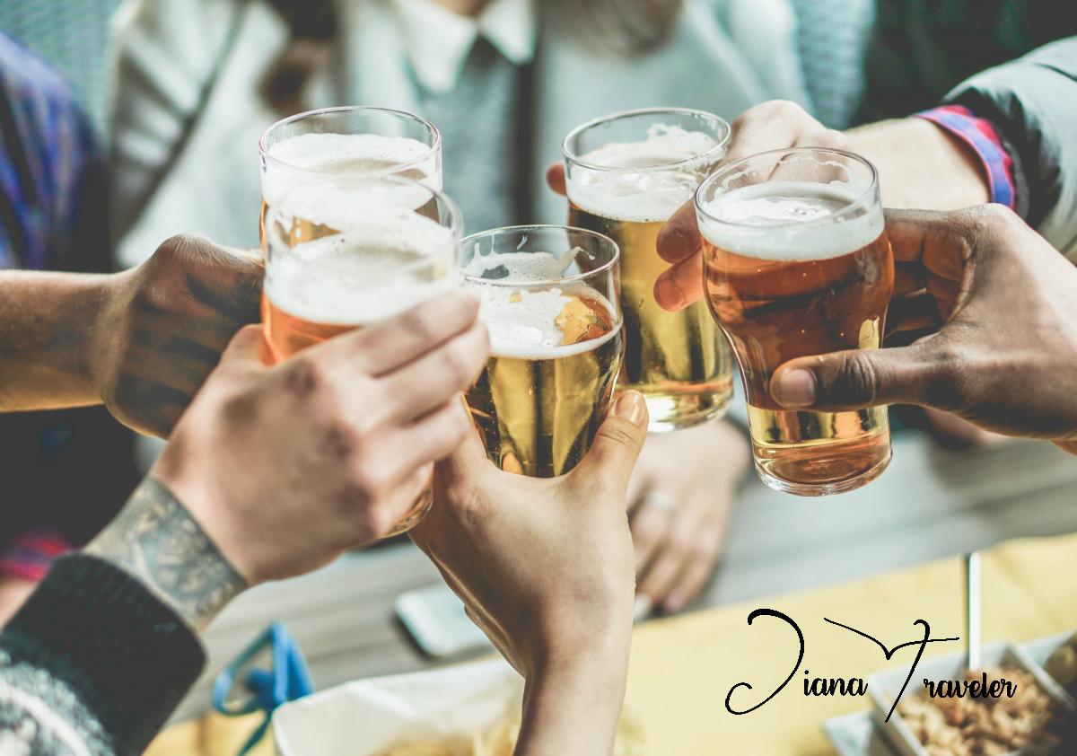 diana traveler, blog de viajes, colombia, cerveza, cata de licores